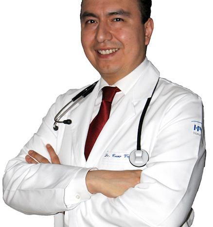 Dr. César Augusto Vega López